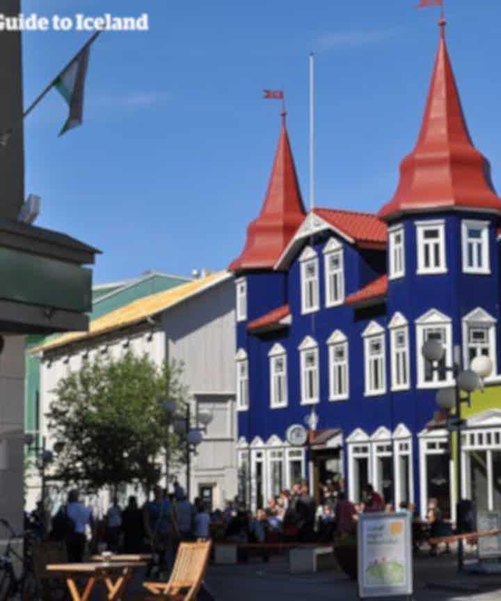 Wycieczki - Akureyri