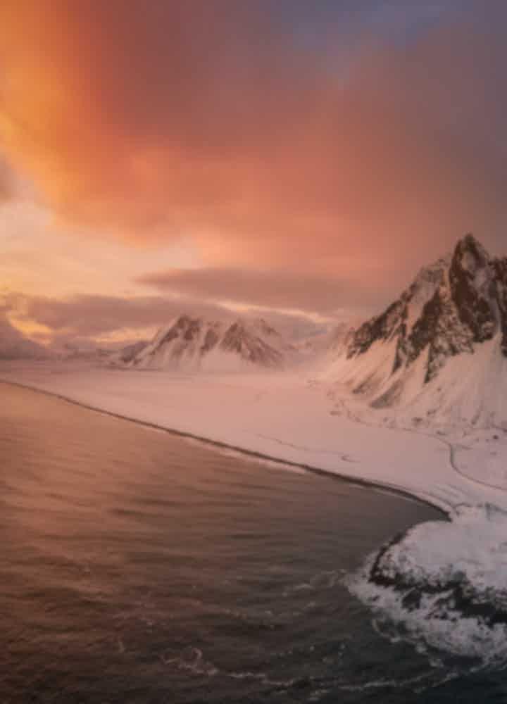 Excursies naar de oostfjorden