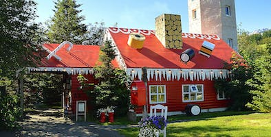 Akureyri Christmas House