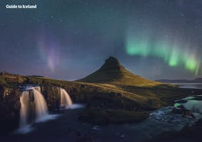 Kirkjufell _ Mountain_Northern Lights _ Snæfellsnes _ West _ Winter _ WM.jpg