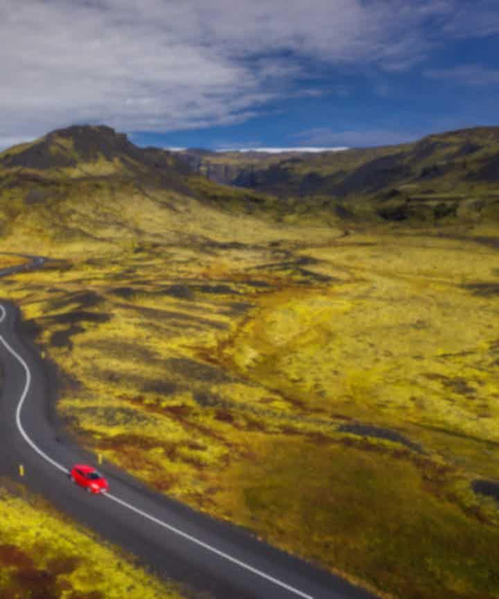 Excursiones por la Ruta 1
