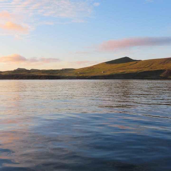 Scenic 1 Hour RIB Boat Tour with Transfer from the Westman Islands