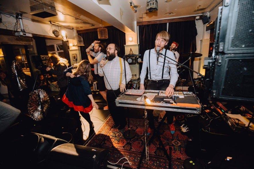 冰岛首都最佳现场演出地点推荐