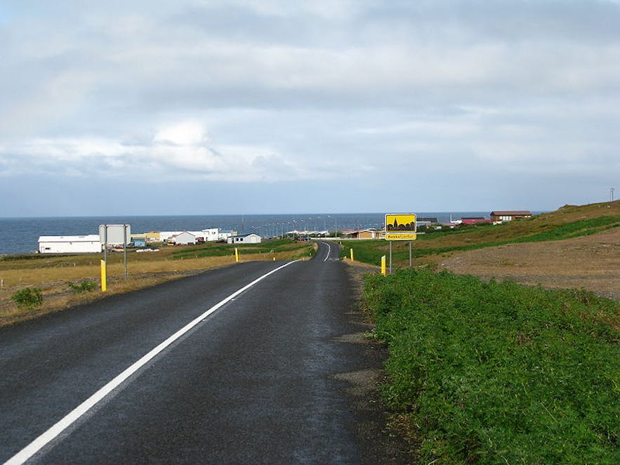 Bakkafjörður is a village in east Iceland.