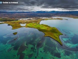 10일간의 아이슬란드 렌트카 여행 패키지|스나이펠스네스 반도와 링로드 일주