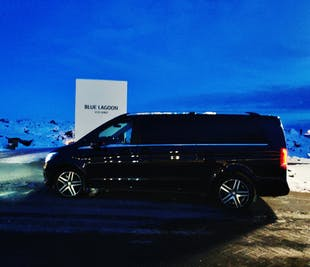 Luxurious Private Airport Transfer and Blue Lagoon | Included Premium Admission and Private transfer
