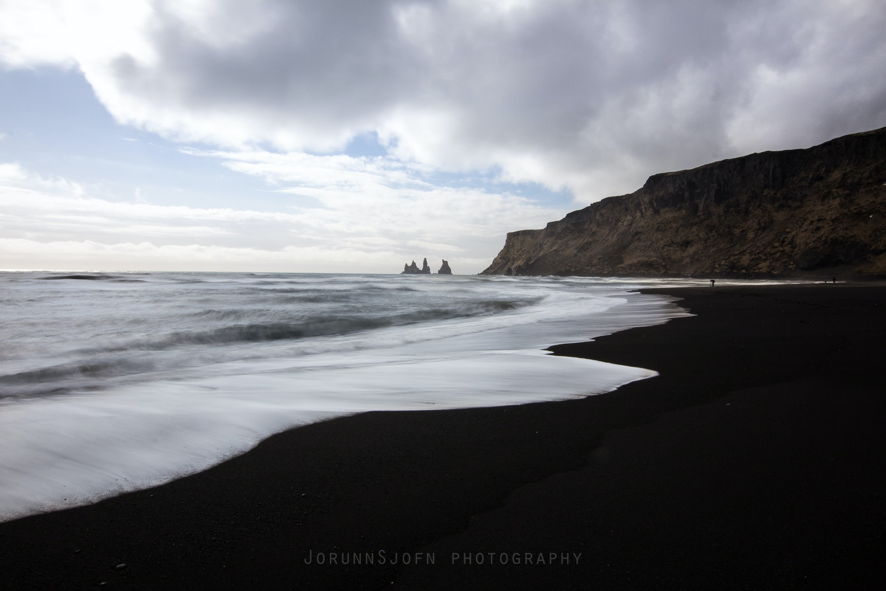 Vík í Mýrdal in Iceland