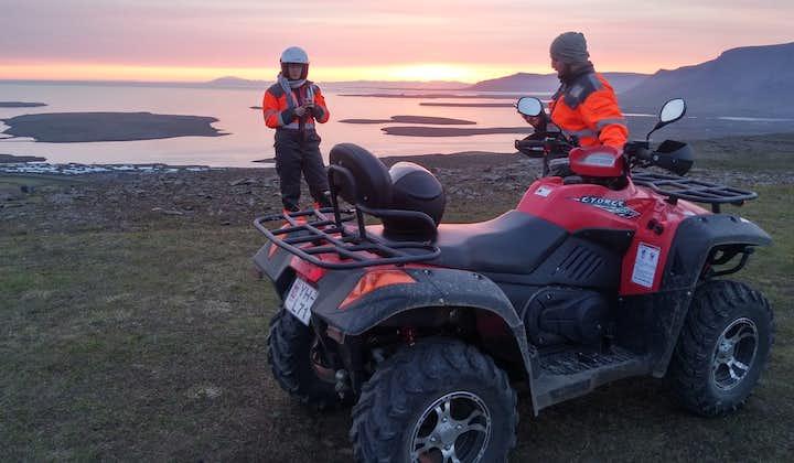 Mitternachtssonne Quad-Tour ab Reykjavík
