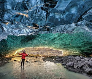 Ice Cave Exploration | Travel Underneath Europe's Largest Glacier