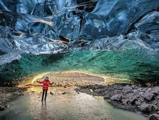 Ice Cave Exploration | Travel Underneath Europe's Largest Glacier