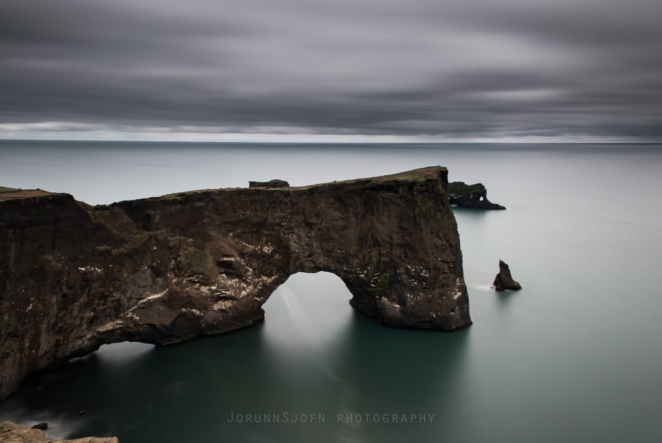 Dyrhólaey - The Arch with the Hole | Guide to Iceland
