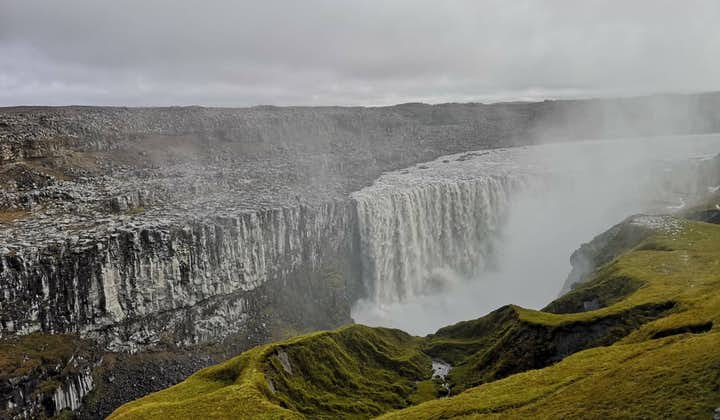 周遊バスツアー7日間 リングロードでアイスランド一周 (ホステル泊)