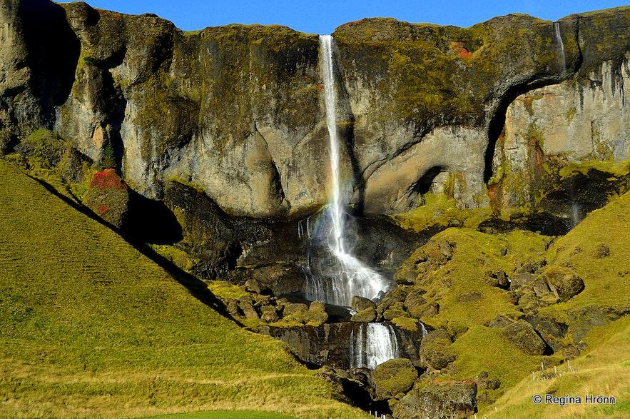 Foss á Síðu - Foss at Síða South-Iceland
