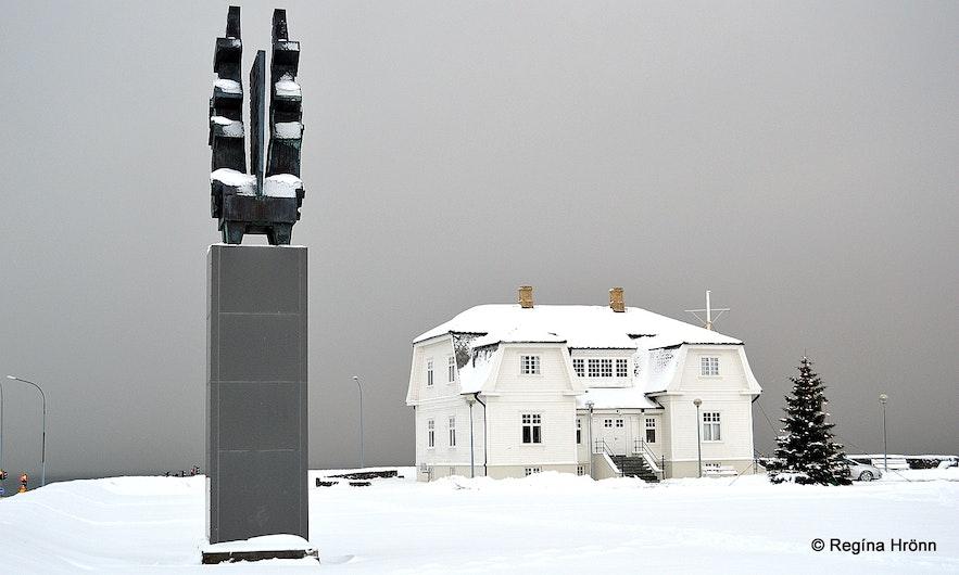 Höfði house in Reykjavík