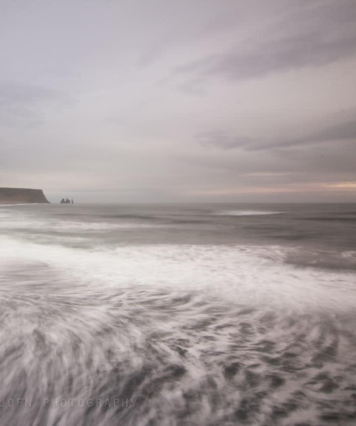 Arnardrangur by Reynisfjara Beach