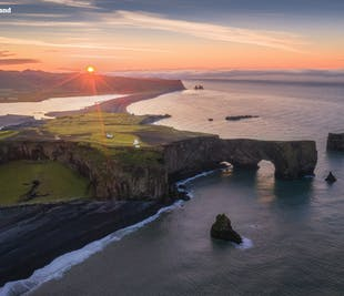 夏のセルフドライブツアー8日間|南海岸で長く滞在できるアイスランド一周のドライブ