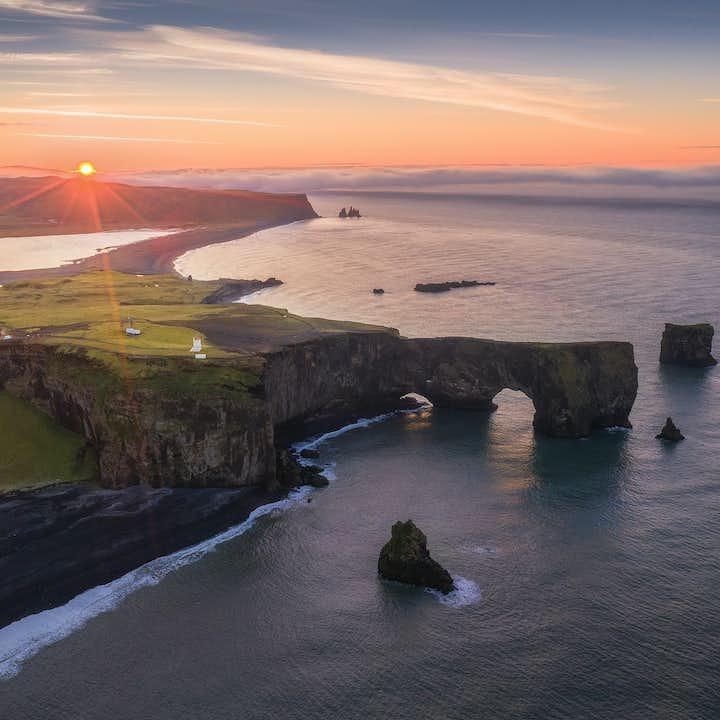 8天7夜冰岛环岛自驾游 | 南岸深入探索+经典一号公路