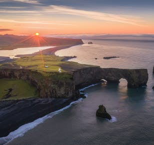 8 Day Summer Self Drive Tour | Circle of Iceland with a focus on the South Coast