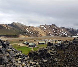 Landmannalaugar and Highlands of Iceland - Day Tour in SUV