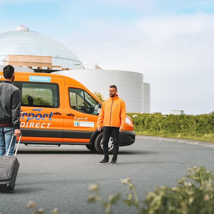 Airport Direct Premium - Keflavík Airport to Reykjavík