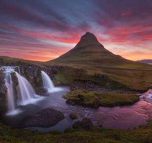 10일 여름 렌트카 여행 패키지 | 아이슬란드 시계 방향 일주