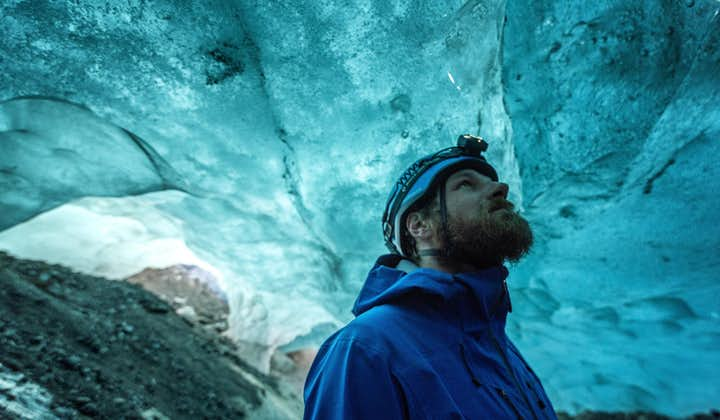 Skaftafell Ice Cave Tour With Transfer