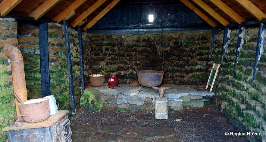 Hellissandur Village & the Maritime Museum in the Fishermen's Garden