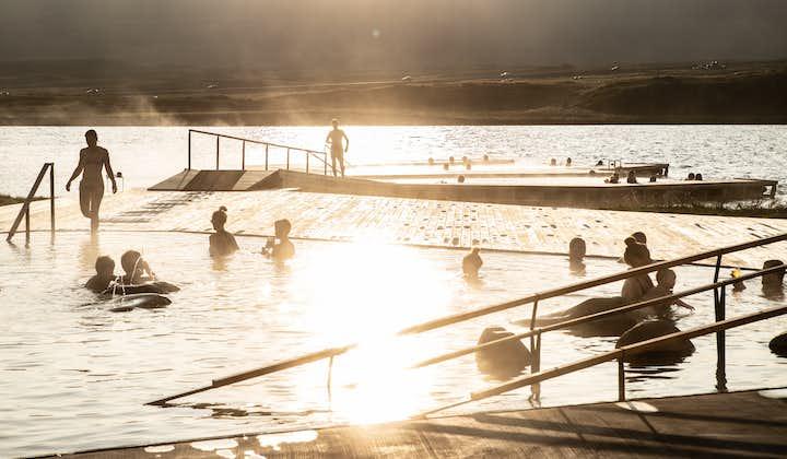ヴォーク・バス入場料   東アイスランドの温泉(エイイルスタジル近郊)