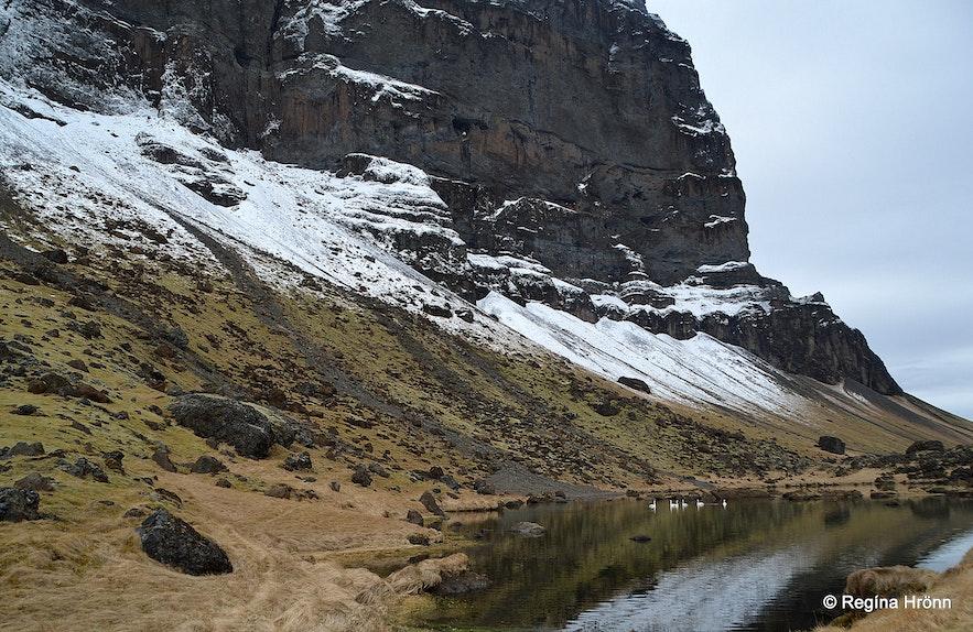 By Mt. Lómagnúpur