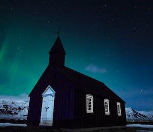 4일 가이드 동반 아이슬란드 투어 – 얼음 동굴, 남부 해안, 스나이페들스네스 반도