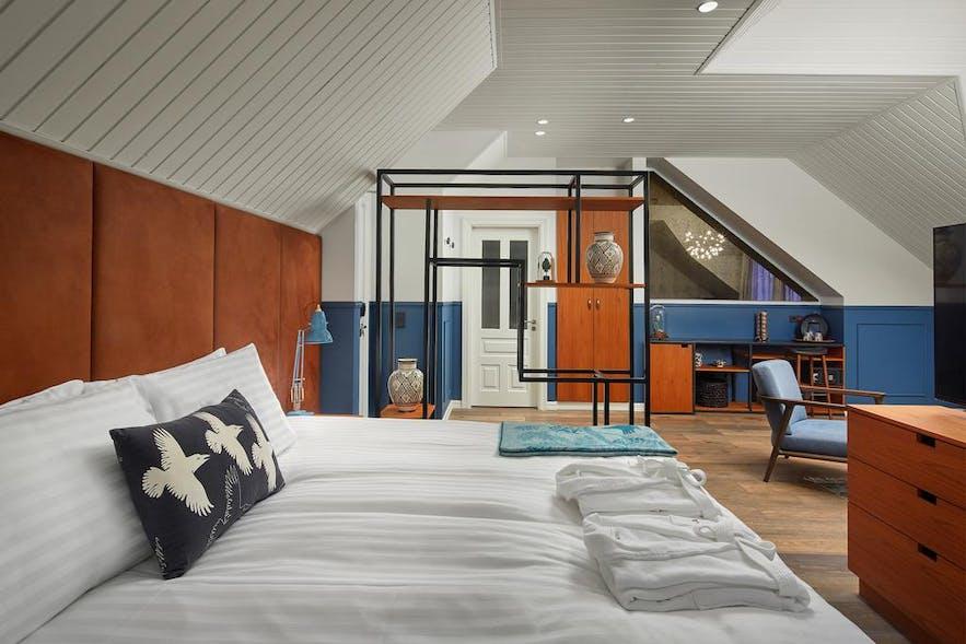 A Suite Room at Alda Hotel