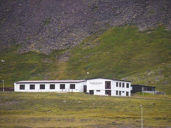 Hótel Látrabjarg
