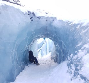 Small Group Sólheimajökull Glacier Hike