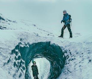 솔헤이마요쿨 빙하 하이킹 | 3 시간 탐험