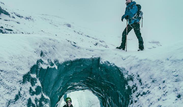 Glacier Hiking Tour on Solheimajokull