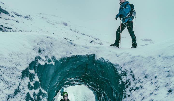 Senderismo por el glaciar en Sólheimajökull   Excursión de 3 horas