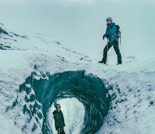 Wyprawa na lodowiec Sólheimajökull | 3- godzinna wycieczka
