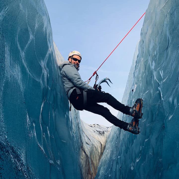冰岛南岸索尔黑马冰川徒步旅行团 - 升级攀冰版|极限挑战|自驾集合