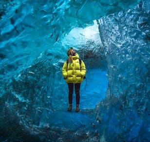 แพ็คเกจถ้ำคริสตัลที่ธารน้ำแข็งวัทนาโจกุล ออกเดินทางจากโจกุลซาลอน
