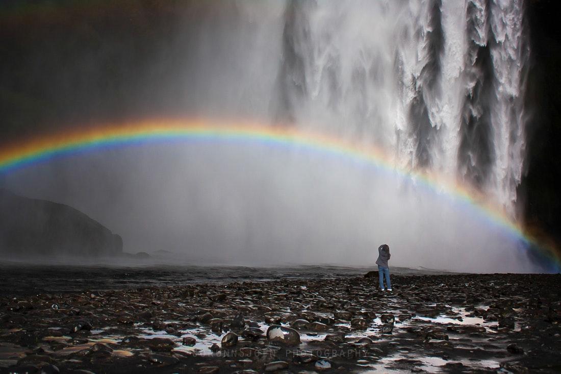 skógafoss in Iceland