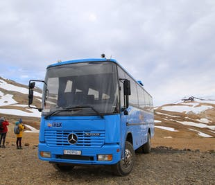 Daily Highland Bus: From Landmannalaugar to Reykjavik