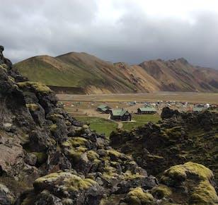 Daily Highland Bus From Reykjavik to Landmannalaugar