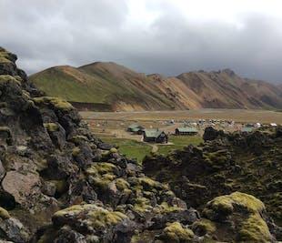 Daily Highland Bus: From Reykjavik to Landmannalaugar