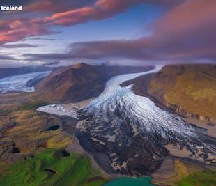 11 dni, samodzielna podróż | Wycieczka dookoła Islandii i dzień w Reykjaviku