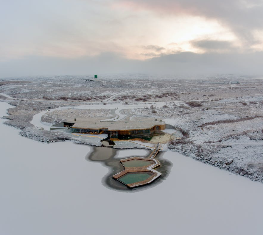 冰島東部Vok溫泉