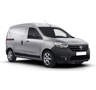 Dacia Dokker 2 Persons Campervan with Heating 2016