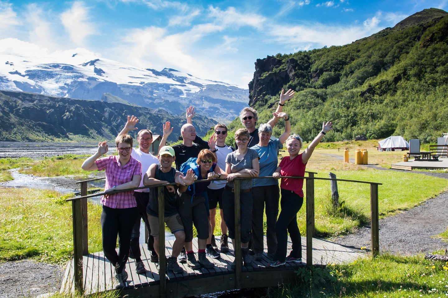 Guided 5 Day Hiking Tour of Iceland's Laugavegur Trail with Camping in Mountain Hunts - day 4