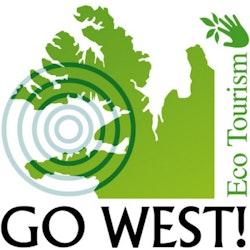 Go West logo