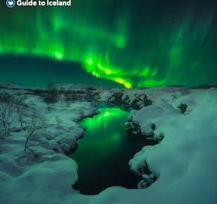 4-tägige Nordlichter-Mietwagenreise | Tagesausflüge von Reykjavik