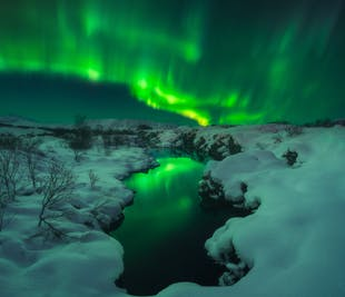 4-Day Northern Lights Self-Drive Tour | Day Trips from Reykjavik